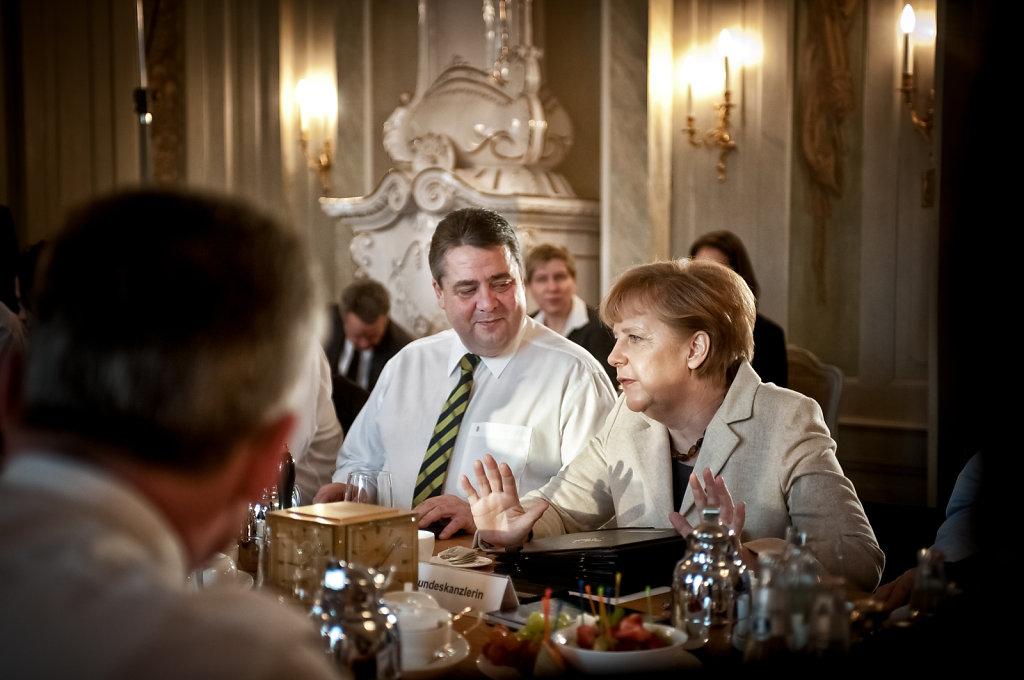 Kabinettsklausur Meseberg