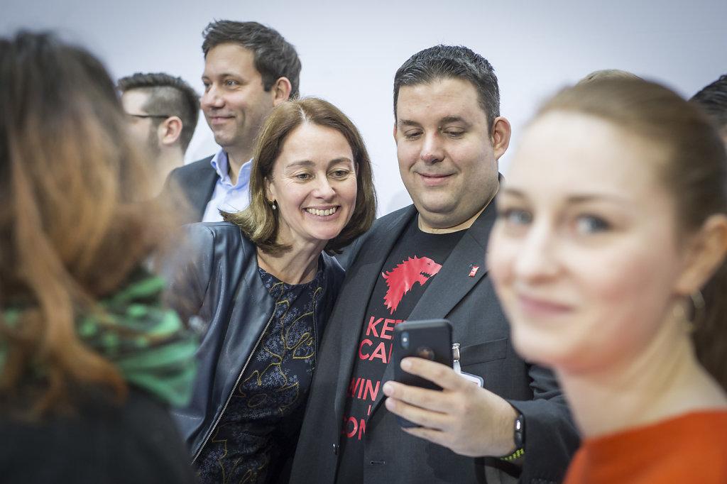 SPD Jugendkongress 2018