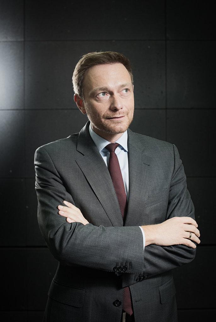 Christian Lindner - FDP